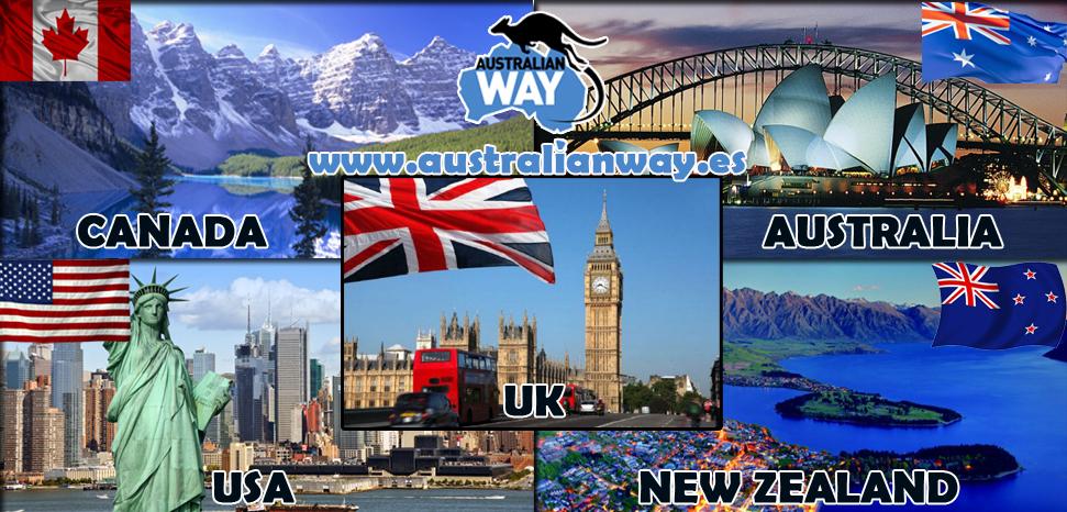 estudia en el extranjero. estudia en Canadá. estudia en Estados Unidos. Estudia en Inglarterra. Estudia en Nueva Zelanda. australianway.es. estudiaenaustralia.es6 (2)